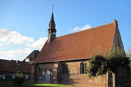 Hospitalkirche Neustadt in Holstein
