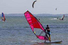 Pelzerhaken Surfer