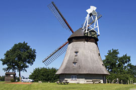 Grebiner Windmühle