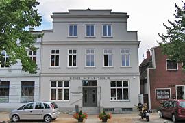 Gesellschaftshaus Travemünde