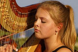 Julia Lilli von Grebmer - Jugend-Sinfonieorchester Ahrensburg © TraveMedia