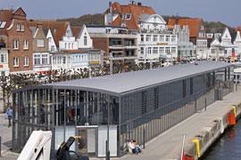 Kreuzfahrtterminal Travemünde