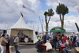 Sommerfest Marina Baltica