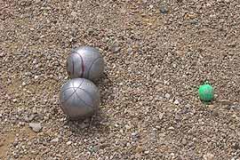 Boule-Kugeln © TraveMedia