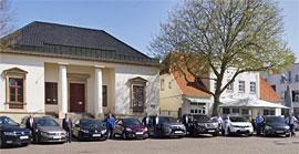 Automeile in Neustadt in Holstein