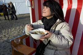 Beach Dining Timmendorfer Strand © TSNT