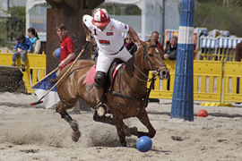 Beach Polo in Timmendorfer Strand