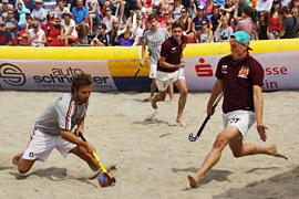Deutsche Beach-Hockey-Meisterschaften in Timmendorfer Strand