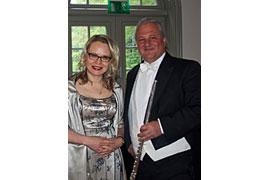 Inessa Tsepkova und Martin Karl-Wagner