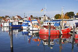 Niendorf an der Ostsee - Hafen