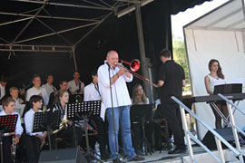 Nils Landgren und Big Band OGT