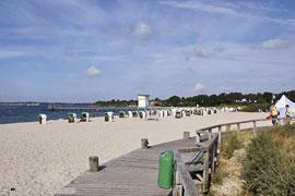 Pelzerhaken Strand