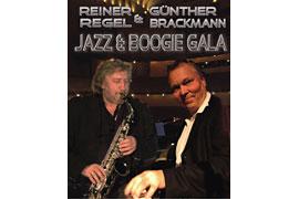 Reiner Regel und Günther Brackmann – Jazz & Boogie Gala