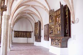 Remter St. Annen-Museum Lübeck © Michael Hay