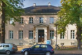 Villa Eschenburg - Brahms-Institut Lübeck