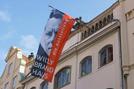 Willy-Brandt-Haus Lübeck