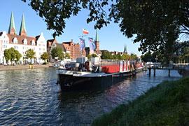 Theaterschiff Lübeck