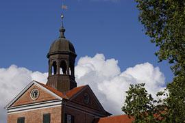 Uhrenturm Schloss Eutin