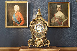Schloss Eutin - Führung Achtung, Farbe! Gemälde erzählen Geschichte © TraveMedia