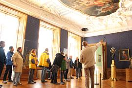 Schloss Eutin - Glanzlichterführung © Stiftung Schloss Eutin