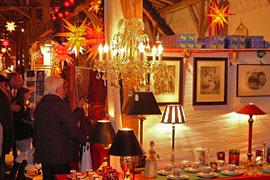 Weihnachtsmarkt Gut Pronstorf