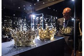 Silberglanz & Silbergier – Der Silberschatz aus Bergen © Europäisches Hansemuseum/Foto: Olaf Malzahn