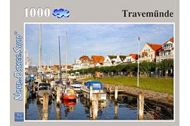 Puzzle Travemünde © Nord-Ostsee-Shop®