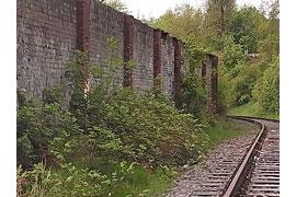 Werksbahn © Helga Martens