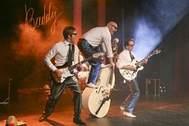 Buddy in Concert © Tilo Pomplitz