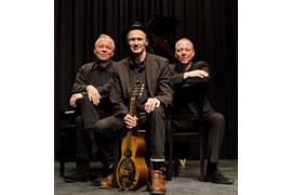 Günther Brackmann, Abi Wallenstein und Martin Röttger © Günther Brackmann