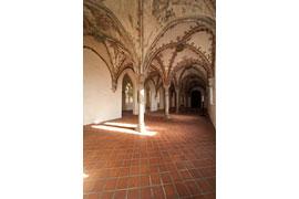 Burgkloster Gewölbe © Europäisches Hansemuseum, Foto: Thomas Radbruch