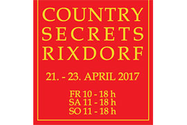 COUNTRY SECRETS RIXDORF