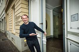 Dr. Alexander Bastek - Foto: Olaf Malzahn © Die Lübecker Museen