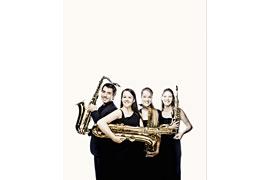 Ebonit Quartet © Marco Borggreve
