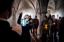 Führung Im Kloster brennt noch Licht © Olaf Malzahn