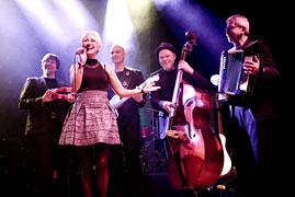 GODEWIND Weihnachts-Akustiktour 2017 © Torsten Landsberger