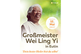Großmeister Wei Ling Yi - 12. Mai 2017 in Eutin