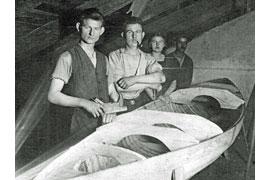 Industriekultur © Archiv Industriemuseum Geschichtswerkstatt Herrenwyk