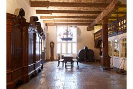 Innenansicht St. Annen-Museum © Michael Haydn