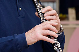 Jazz Klarinette