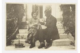 Katia und Thomas Mann © ETH-Bibliothek Zürich, Thomas-Mann-Archiv