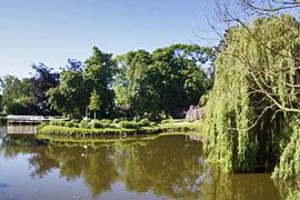 Kurpark Scharbeutz
