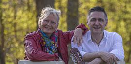 Lene Krämer und Jan Hertz-Kleptow