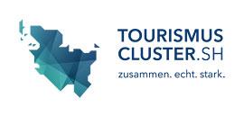 Logo Tourismus-Cluster SH