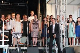 Musikhochschule Lübeck Orchester © TSNT