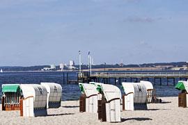 Strand in Pelzerhaken