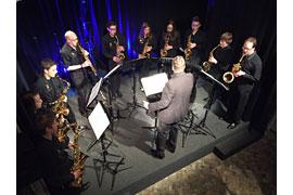Saxaholics - Deelenhaus-Konzert 2016