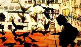 Schattentheater Aschenputtel © Theater der Dämmerung
