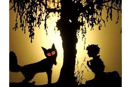 Schattentheater Der kleine Prinz © Theater der Dämmerung
