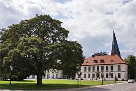 Schlossplatz Eutin